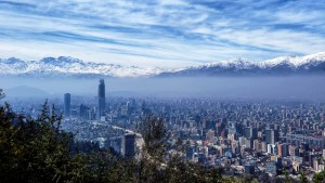 Santiago de Chile [Tomada de: www.volemos.com.ar]