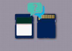 Cartão de memória sob medida para sua Máquina Digital