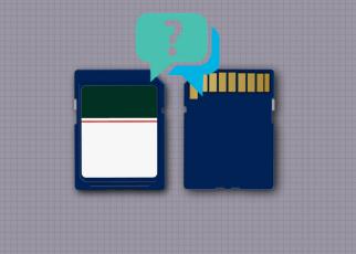 Cartões de memória - Cartão de memória sob medida para sua Máquina Digital
