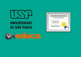 Cursos gratuitos na USP Veduca - USP lança portal para oferecer cursos superiores gratuitos.
