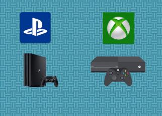 Xbox e Playstation - Qual o melhor Console de Video Game? Play Station 4 x Xbox One
