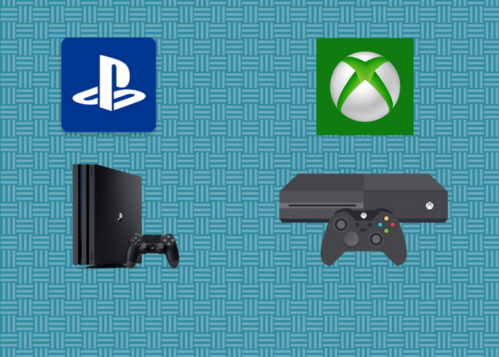 Xbox e Playstation - Qual o melhor Console de Video Game? Play Station 4 x Xbox One