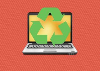 Como descartar um notebook velho - Ecologicamente correto, software oferece vida nova a PC cansado.