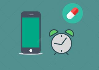 Aplicativo medicamento alerta - Aplicativo alerta os pacientes a hora certa de tomar remédios.