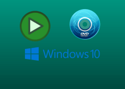 Como assistir DVD no Windows 10 de graça.
