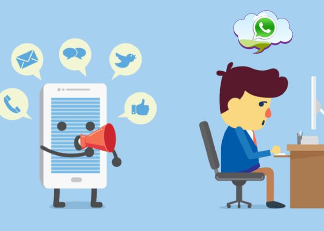 Configurações escondidas no WhatsApp.