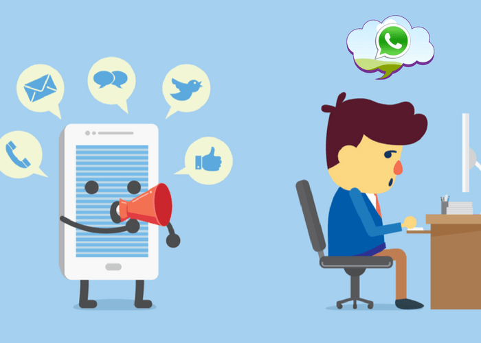 WhatsApp no trabalho - Saiba como e para que o brasileiro mais acessam a internet?