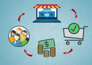 Dinheiro de volta - Compre online na sua loja favorita e receba parte do dinheiro de volta.