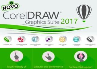 CorelDRAW - CorelDRAW 2017, primeiro software de desenho vetorial baseado em Inteligência Artificial