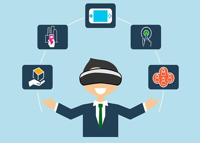 Realidade virtual - A nova onda de Aplicativos - Realidade Virtual