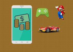 Jogos online onde poderá ganhar dinheiro no seu celular.