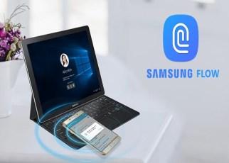 Samsung flow - Como fazer login no Windows usando o smartphone Samsung