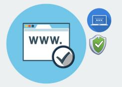 Dicas para manter seu site protegido contra ataques cibernéticos.