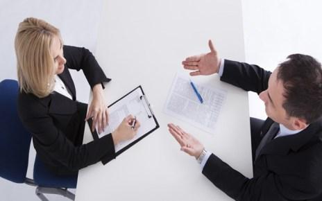 Como encarar uma entrevista de emprego