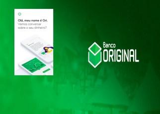 Banco Original - Banco Original cria robô para dar assistência financeira a clientes