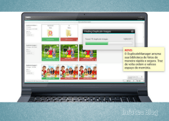 Elimine fotos duplicadas e ganhe espaço no PC ou HD externo.