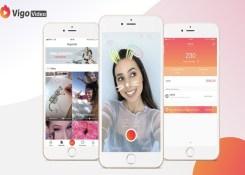 App de rede social Vigo Video chega ao Brasil e conquista o 1º lugar no Google Play.