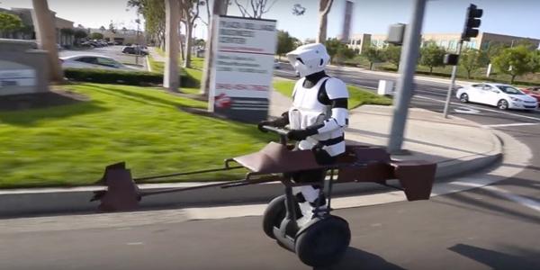 Speeders Star Wars
