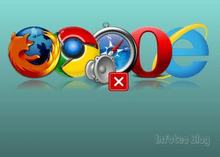 Desativar áudio das abas dos navegadores. - Como desativar o áudio nas guias dos navegadores.