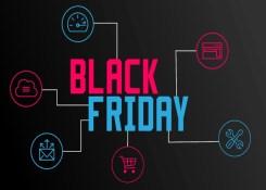 Dicas para vender mais no comércio online durante a Black Friday.