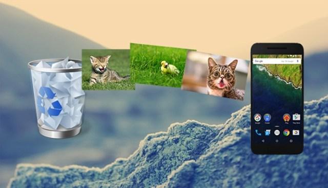 Recuperar fotos apagadas do celular.
