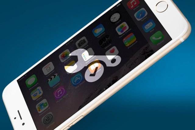 transferir arquivos iOS para Android - iPhone travado