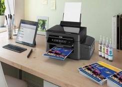 As melhores impressoras para imprimir fotos.