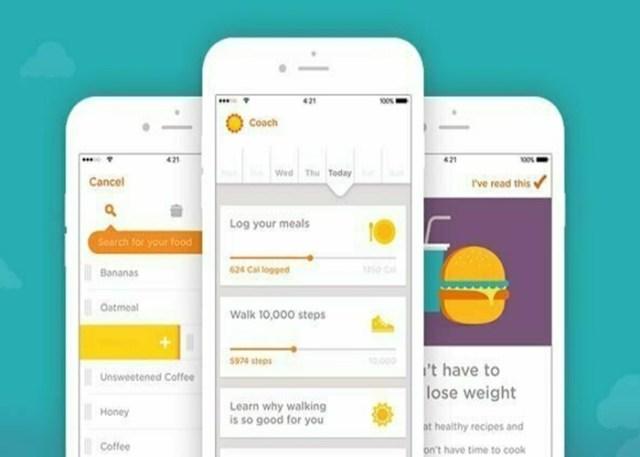 App Noom Coach ajuda emagrecer