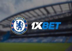 Chelsea FC se junta à 1xBet.