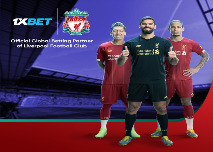 Liverpool e 1XBET