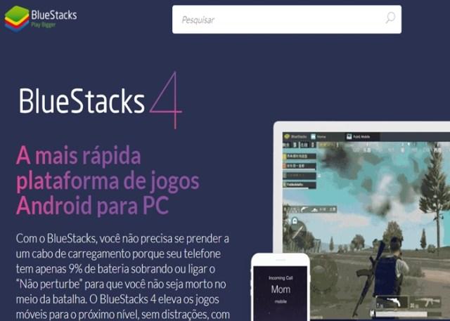 Jogar Free Fire no Computador - BlueStacks