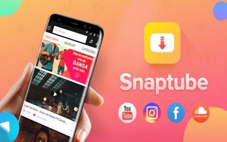 Snaptube para Android baixar vídeo e áudio