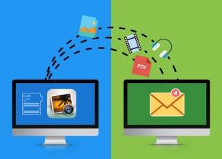 Enviar arquivos grandes pela internet