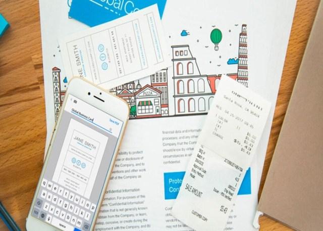 aplicativos de scanner para Android