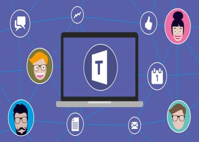 Microsoft Teams - Ferramenta de trabalho em equipe