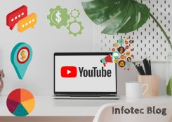 Melhore os resultados do seu canal com SEO para YouTube.