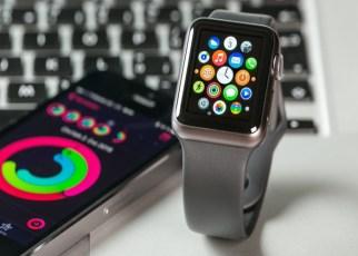 smartwatch conectado no celular