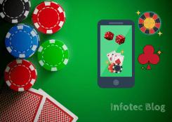 Melhores aplicativos de jogos de cassino pelo celular no Brasil.