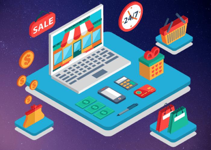 Como montar loja online