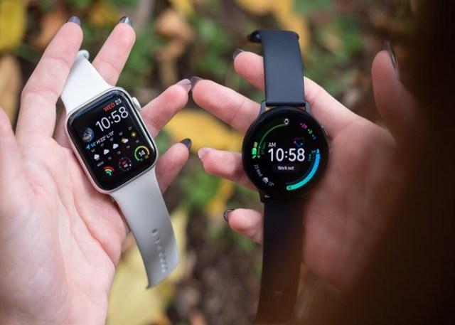 Modelos de smartwatch