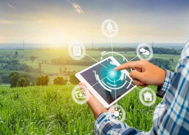 tecnologia ajuda no controle do agronegócio