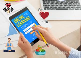 Cursos Online de exercícios físicos