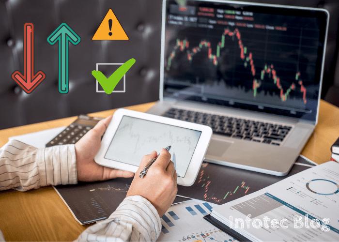 Vantagens e riscos do Mercado Financeiro