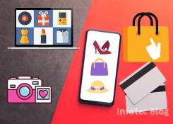 Dicas para usar imagens de produtos no comércio eletrônico.