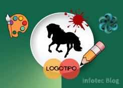 Qual é a vantagem de criar um logotipo de cavalo?