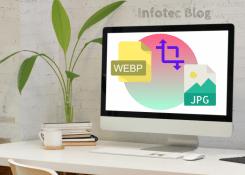 4 métodos grátis para transformar WebP em JPG.