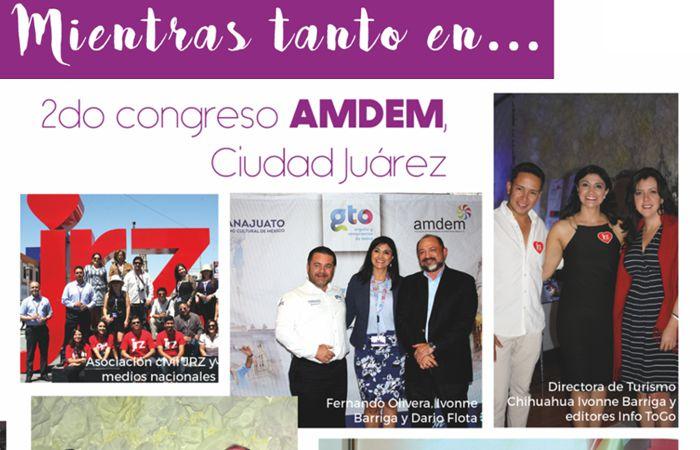 Mientras tanto en… AMDEM Cd. Juárez
