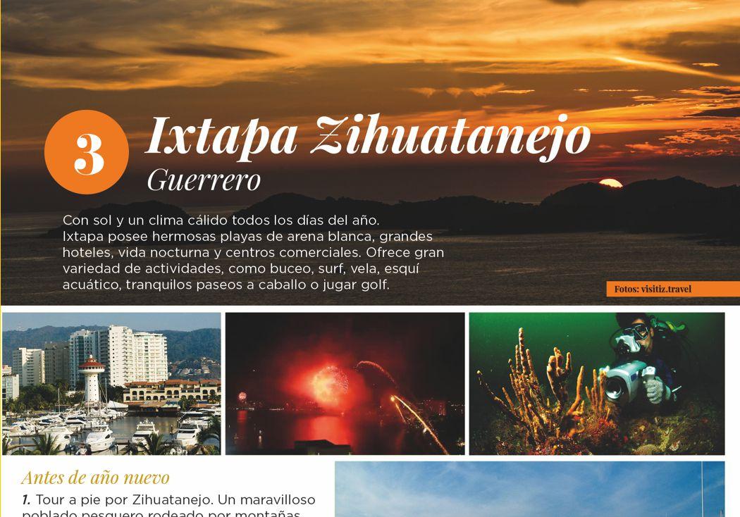 3. Ixtapa Zihuatanejo, Gro.