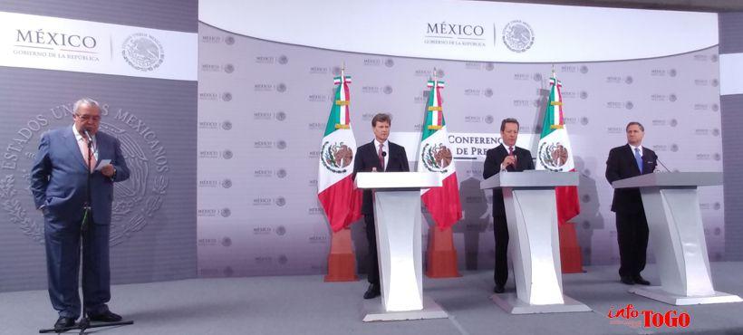 México se consolida como un destino de prestigio internacional: Enrique de la Madrid