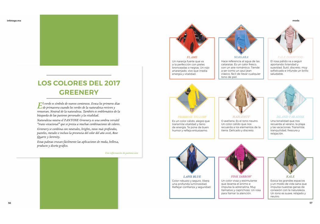 Los colores del 2017